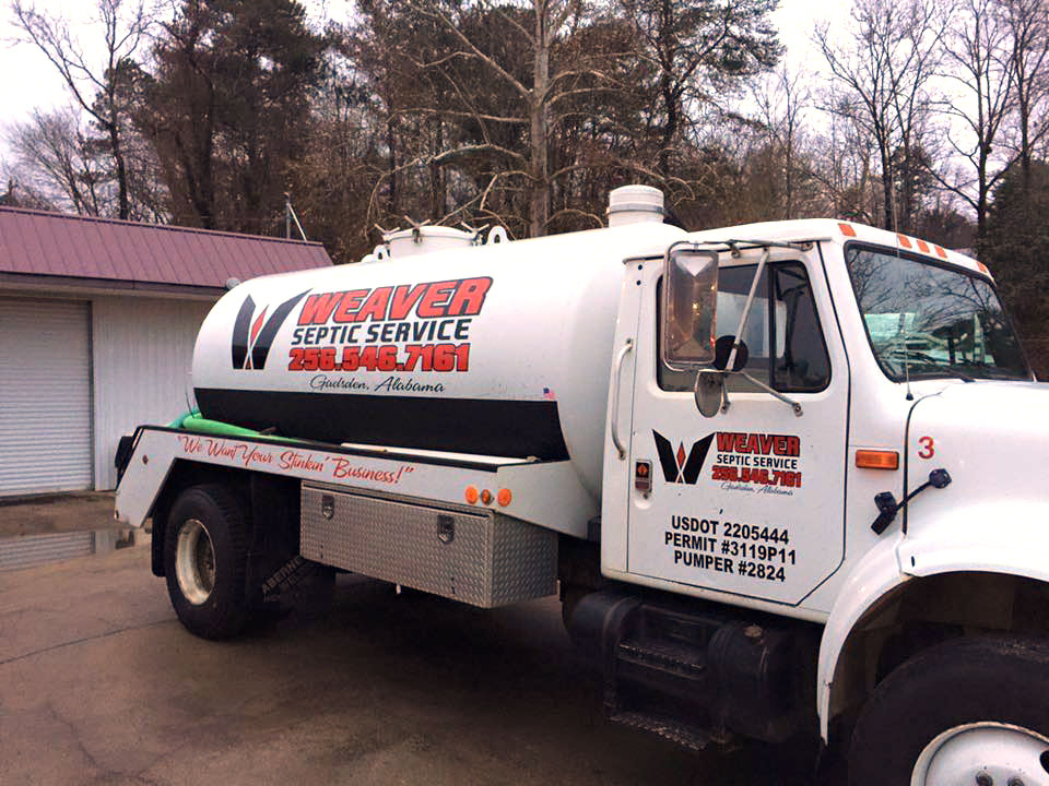 say hello to my little friend septic tank specialists